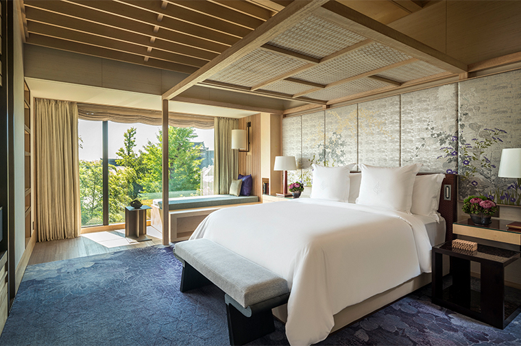 Four seasons hotel kyoto projects hosoo for Design hotel kyoto