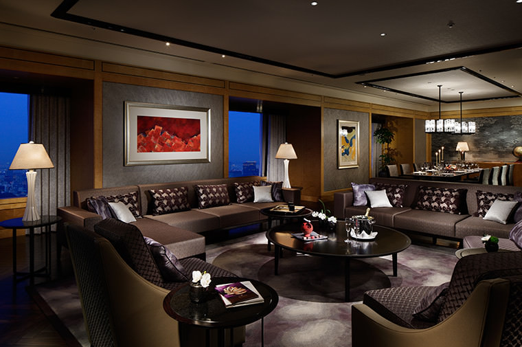 The Ritz Carlton Tokyo (Guest Rooms and Suites)  IMAGE05